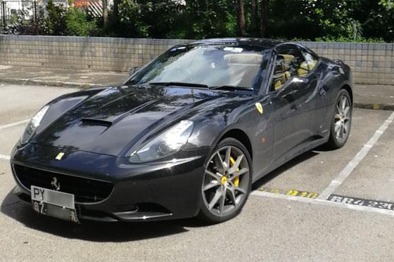 PY,Land vehicle,Vehicle,Car,Ferrari california,Performance car